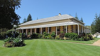 Norfolk Island - Government House, 2015