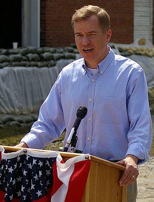 Matt Blunt - Governor Matt Blunt visits Louisiana