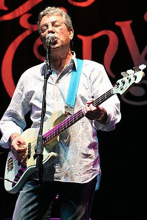 Graham Gouldman - Gouldman performing with 10cc in 2006.