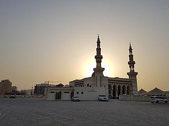 Al Warqa - Grand Mosque Al warqa