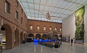 Muséum de Toulouse - Image: Grand carré MHNT