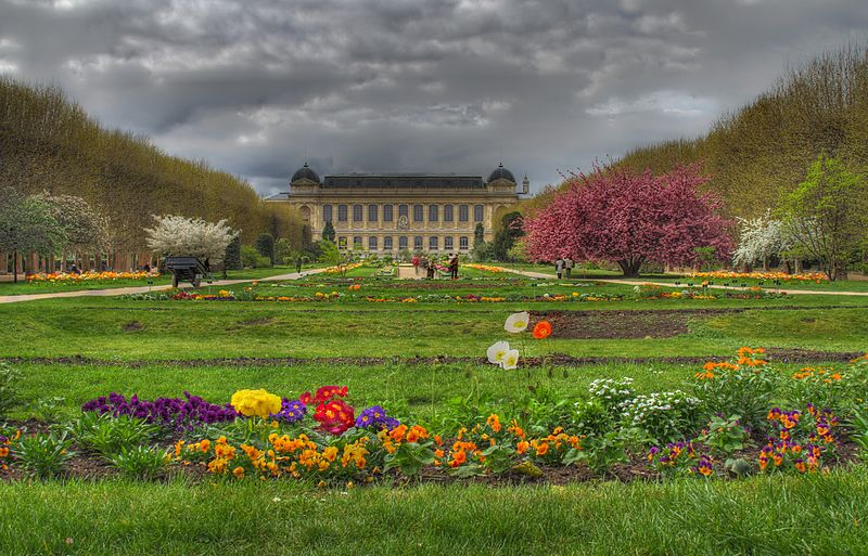 File grande galerie de l volution jardin des plantes de paris april for Plus grand jardin de paris