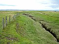 Grass Dyke and the Solway Marshes - geograph.org.uk - 933240.jpg