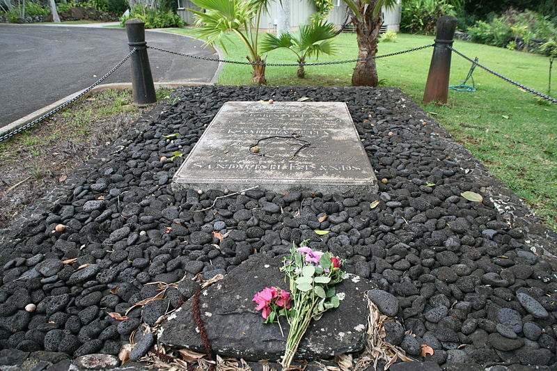 File:Grave of John Young - Royal Mausoleum, Honolulu, HI.jpg