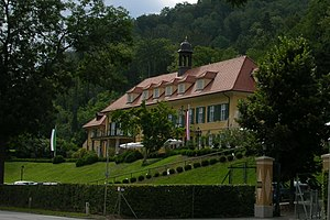 Andritz (Graz) - Chateau St. Veit (2008) also known as Chateau St. Gotthard.