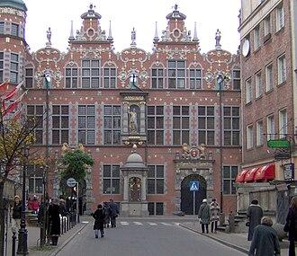 Anthonis van Obbergen - Old Arsenal, Gdańsk, Poland