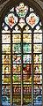 Grote Kerk, Haarlem Buntglasfenster Westseite 03.jpg