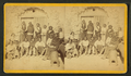 Group of Cheyenne and Arapahoe Indians in natural costume, confined in Fort Marion. St. Augustine, Florida, from Robert N. Dennis collection of stereoscopic views.png