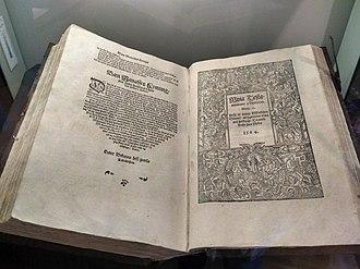 Guðbrandur Þorláksson - Image: Guðbrandur's bible
