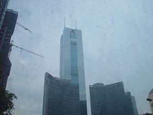 CITIC Plaza - Image: Guangzhou citic plaza 2