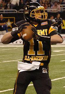 Gunner Kiel American football quarterback