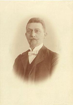 Carl Gustav Witt - Image: Gustav Witt