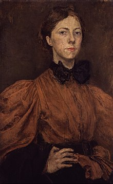 Gwen John - Self-portrait (1900).jpg