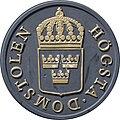 Högsta domstolen skylt 2010.jpg
