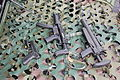 HK69A1, MP5, Glock 17 Kokonaisturvallisuus 2015 01.JPG