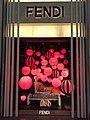 HK 中環 Central 置地廣場 Landmark Artium mall shop FENDI clothing January 2020 SS2.jpg