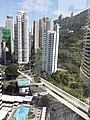 HK Admiralty 金鐘道 Queensway 太古廣場 Pacific Place office view nearby swimming pool n buildings April 2021 SS2 03.jpg