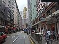 HK STT 石塘咀 Shek Tong Tsui 皇后大道西 Queen's Road West shops bank August 2019 SSG 03.jpg