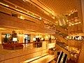 HK TST East Royal Garden Hotel Lobby Evening.JPG