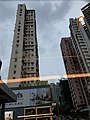 HK bus 111 tour view 九龍城區 Kowloon City District 漆咸道北 Chatham Road North evening June 2020 SS2 12.jpg