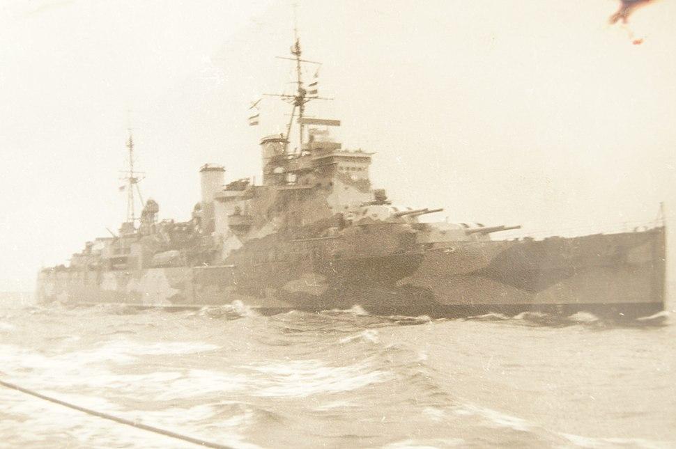HMS London 1941