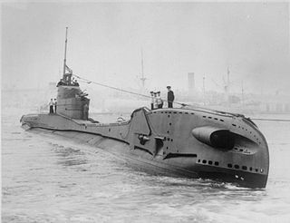 British T-class submarine class of diesel-electric submarines