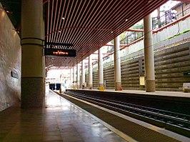 Memorial Park station