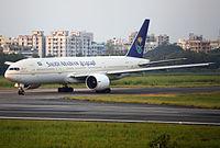 HZ-AKT - B772 - Saudi Arabian Airlines