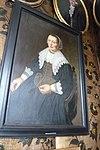 haarlem-hofje van noblet-portret vrouw zittend