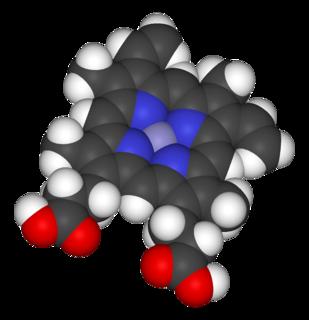 Heme Chemical coordination complex