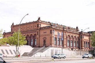 Kunsthalle Hamburg - Kunsthalle (main building)