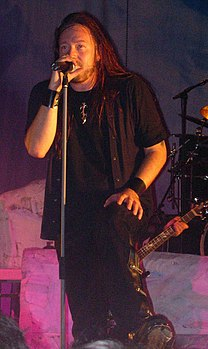 Joacim Cans a Milano nel 2005