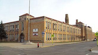 Hamtramck High School - Hamtramck High School
