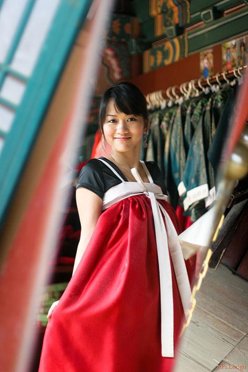 Hanbok chima
