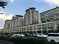 Hangzhou Shangcheng xihu avenue IMG 8815 ding'an mingdu business building.jpg