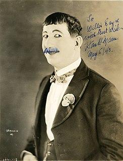 Hank Mann American actor (1887–1971)