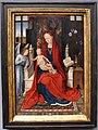 Hans memling, madonna in trono col bambino e angeli, 1485 ca.JPG