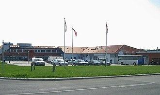 Hanstholm - Hanstholm Center