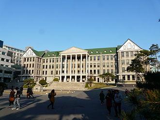 Hanyang University - Hanyang University Seoul, 2013