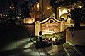 Harbor View Inn Santa Barbara - Sign at night.jpg