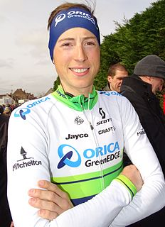 Jens Keukeleire Belgian road racing cyclist