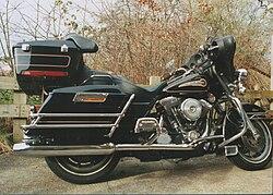 Harley davidson super glide wikivisually harley davidson fl electra glide fandeluxe Choice Image