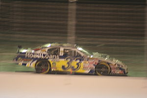 Kevin Harvick Incorporated - Harvick racing the No. 33 with RoadLoans sponsorship in 2007