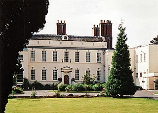 Haughton Hall