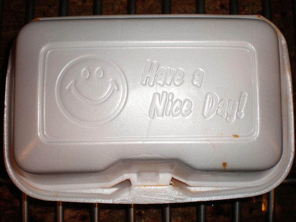 Can Styrofoam Food Containers Be Recycled