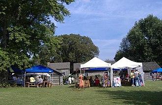 John Hay Center - Image: Hay Center festival