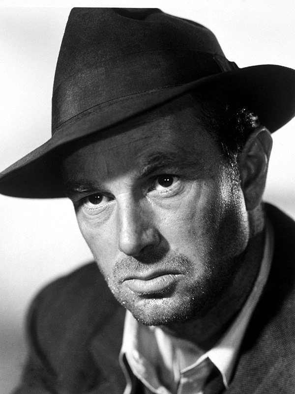 Photo Sterling Hayden via Wikidata
