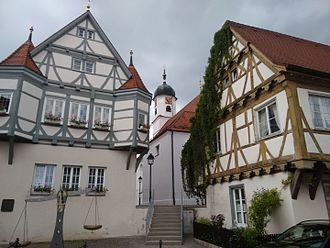 Hayingen - Hayingen Altstadt