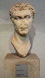 Head of Marcus Cocceius Nerva (?) in Museo Nazionale Romano.jpg