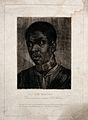 Head of a black man. Process print by Girard after a mezzoti Wellcome V0049700.jpg
